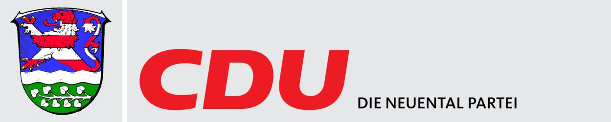 Logo von CDU Neuental